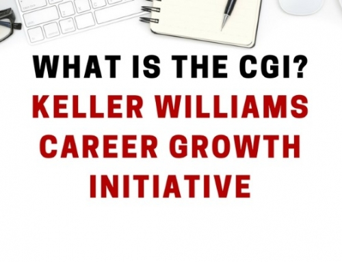 What is the CGI? Keller Williams Career Growth Initiative