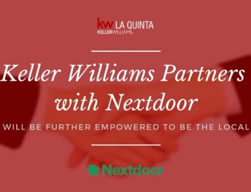 Keller Williams Partners with Nextdoor