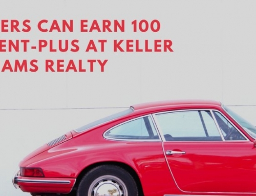 Cappers can earn 100 Percent-Plus at Keller Williams Realty, commission split