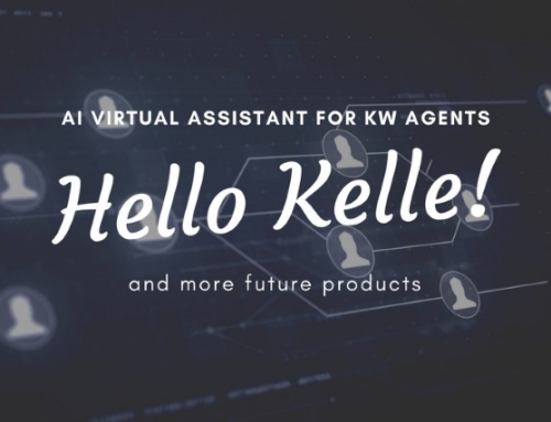 Hello Kelle, AI virtual assistant for KW Agents and more future products