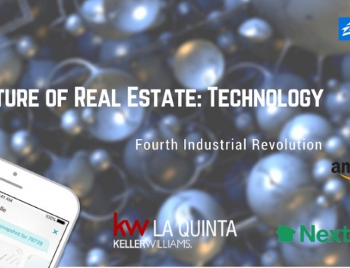 The Future of Real Estate: Technology – Fourth Industrial Revolution