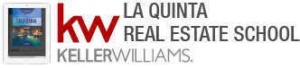 Keller Williams La Quinta Real Estate School Logo